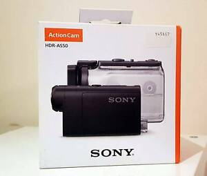 Sony Action Camera HDR-AS50