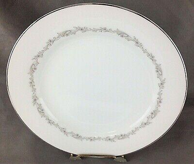 "Noritake China Crestmont 6013 Dinner Plate 10 1/2"" Diameter"