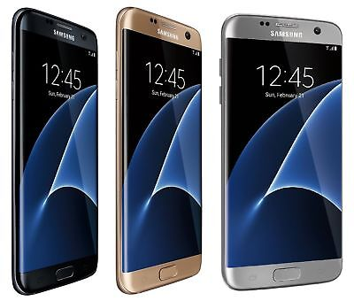 Samsung Galaxy S7 32Gb At T Verizon T Mobile Sprint Or Gsm Unlocked Smartphone