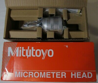 New Mitutoyo 152-389 Micrometer Head Xy Stage 0-25mm Y-axis