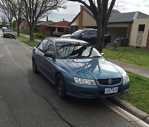2005 Holden Commodore Sedan Doveton Casey Area Preview