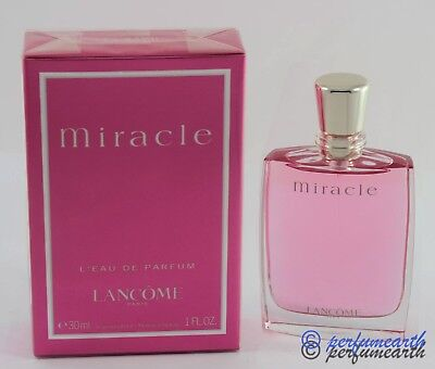 Miracle By Lancome 1 0 Oz 30 Ml Eau De Perfume Spray For Women New In Box