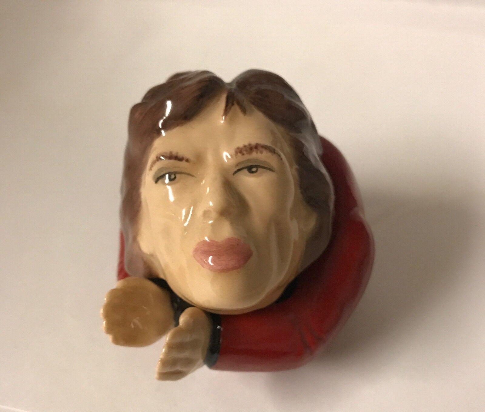 Купить Kevin Francis  Face Pot Mick Jagger