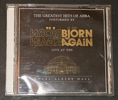 Greatest Hits of ABBA: Live at the Royal Albert Hall by Björn Again CD, Jun-2000
