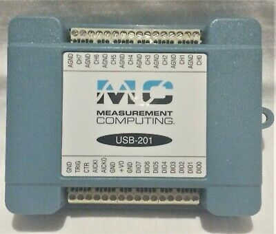 Measurement Computing Inc. Daq Module Usb-201 151840f