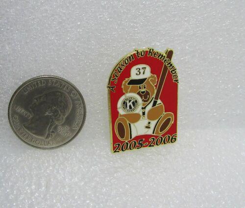 2005-06 Kiwanis International A Season To Remember 37 Pin