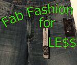 Fab Fashion For Less