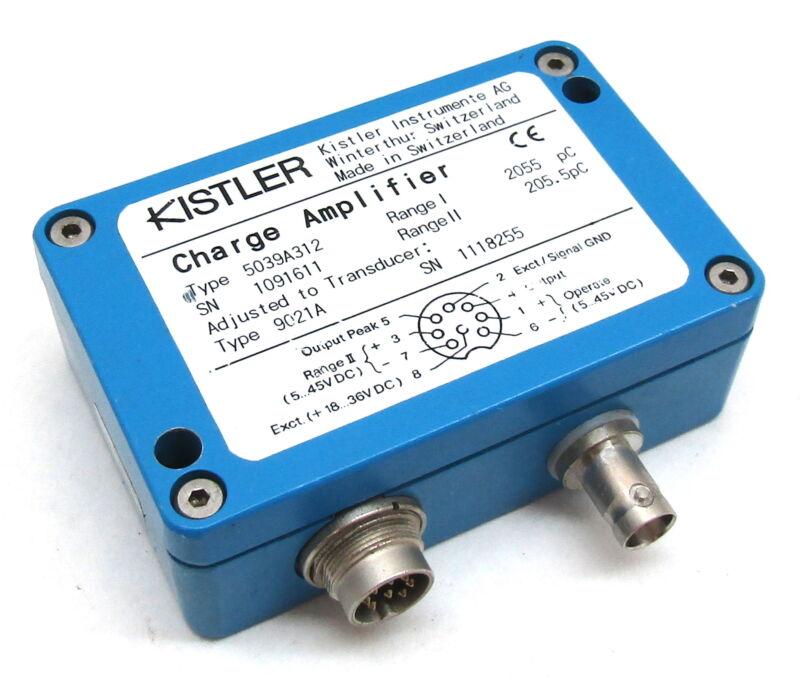 Kistler 5039A312 Charge Amplifier