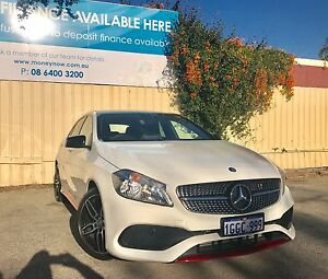 2016 Mercedes-Benz A180 Hatchback *FREE 3 YEARS NATIONAL WARRANTY Inglewood Stirling Area Preview