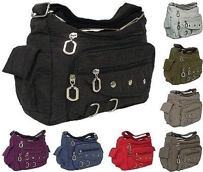Tasche Damentasche Handtasche ! Stofftaschen Schultertasche Neu
