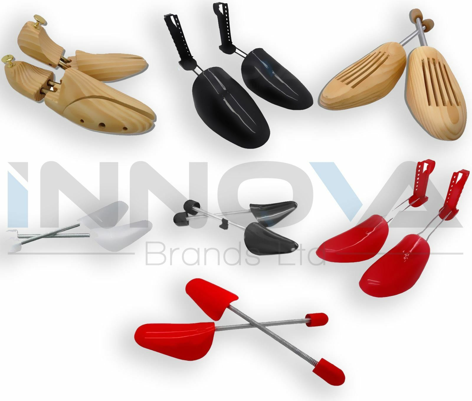 femmes hommes embauchoir arbres maintenir forme chaussures plastique vari s ebay. Black Bedroom Furniture Sets. Home Design Ideas