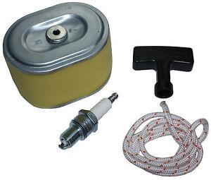 Air-Filter-Plug-Starter-Handle-Fits-HONDA-GX140-GX160-GX200-Engines