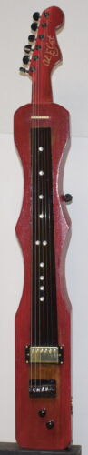 Electric LAP STEEL GUITAR  Guitar Custom Made by Al E. Cat  Country Western New