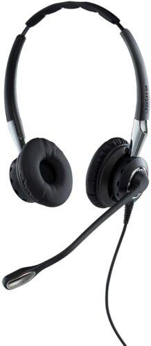 Jabra BIZ 2400 II Duo USB, Mic. 82 NC, BT, MS Bluetooth Headset 2499-823-209 W/B