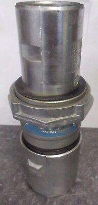 New Crouse Hinds Apj6385 Arktite Plug 60 Amp 2w 3 Pole 600vac 250vdc Model M3