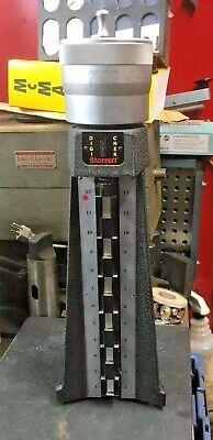 Starrett Digi-chek No. 258 12 Height Gage Cadillac Digit Micrometer Readings