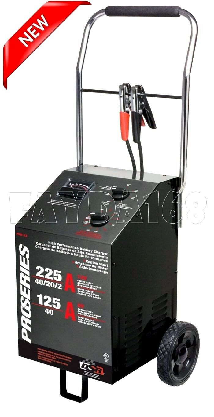 Schumacher Electric Corp SCPSW-22 225 Amp 12-6 Volt Battery