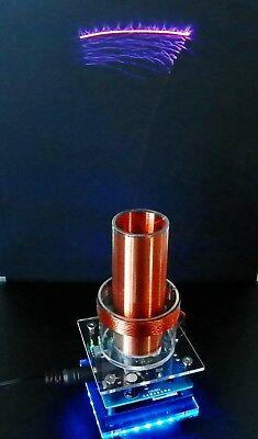 New Music Tesla Coil Tesla Coil Tesla Coil Plasma Speaker  Power