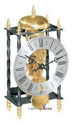 Hermle Galahad II Mantle Clock 33% OFF MSRP 22734-000701