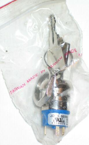 JD Series S microswitch key lock switch E158071