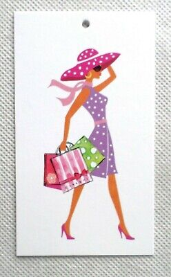 250 Price Tags Accessories Tags Cute Girl Clothing Tags Hang Tags------no Loops-