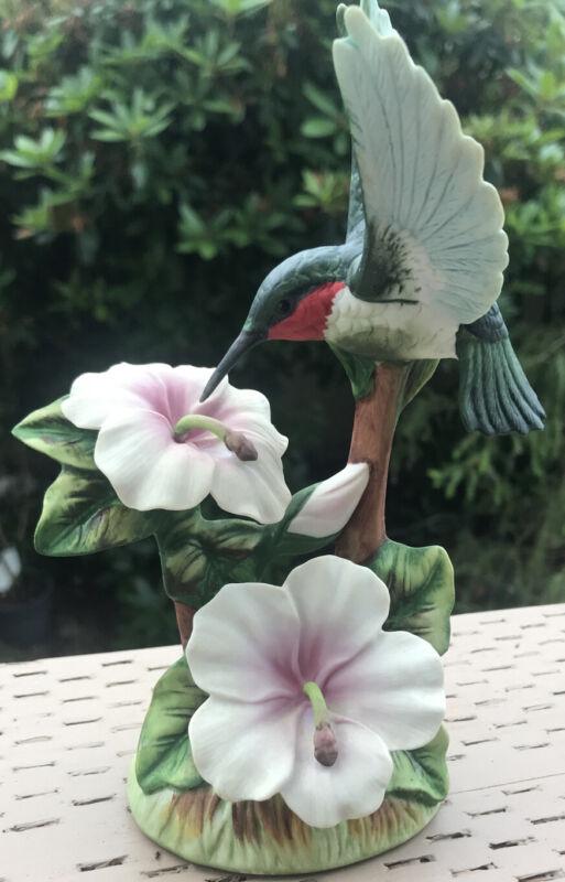Vintage Avon Hummingbird by Gallery Originals Bird Figurine