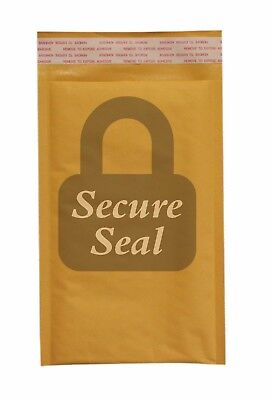 10 0000 4x6 Kraft Bubble Mailers Self Seal Padded Envelopes 4x6 Secure Seal