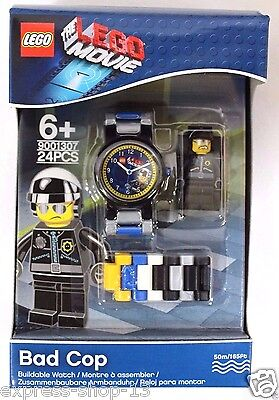 LEGO The Lego Movie Bad Cop 24 pcs 9001307 Brand New Free Shipping