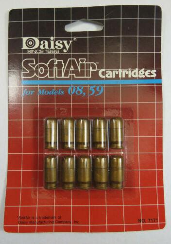 Daisy SoftAir 7171 Cartridges Model 08 59 AirSoft Air Soft