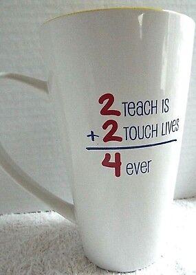 7 Ounce Tall Teacup - 10 Strawberry Street Large 28 oz Coffee Tea Cup 7