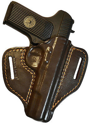Tokarev TT,  Zastava M57 / M70A, Norinco (OWB) gun holster, genuine leather RH for sale  Shipping to United States