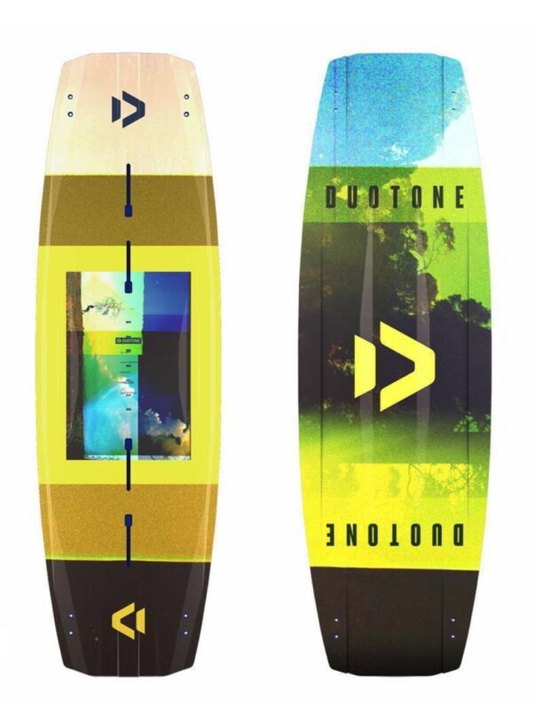 Brand New 2019 Duotone Kiteboarding Gamble Size 143cm - FREE SHIPPING! (US Only)