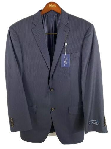$495 Ralph Lauren Mens Suit Jacket Sport Coat Blazer Wool Blue 41L 41 NWT Clothing, Shoes & Accessories