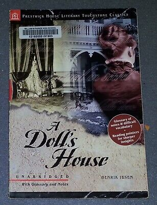 A Doll's House by Henrik Ibsen (PB)