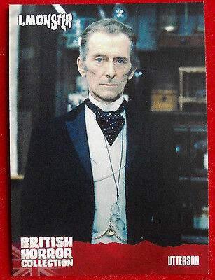 BRITISH HORROR - Card #75 - I, Monster - UTTERSON