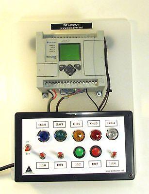 Allen Bradley Plc Training Micrologix 1100 Trainer