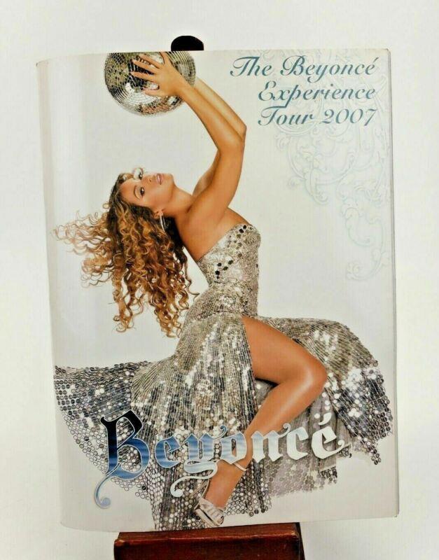 Beyoncé 2007 The Beyoncé Experience Tour Concert Program Booklet