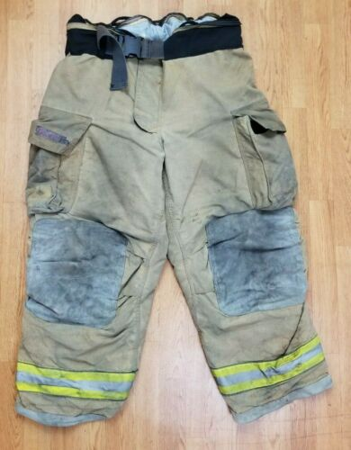 Globe GXtreme Firefighter Bunker Turnout Pants 42 x 30