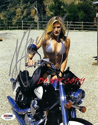 Katee Sackhoff Autographed Picture Signed 8X10 Photo Reprint