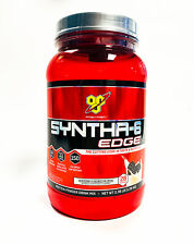 BSN Syntha 6 EDGE 2 LB Cookies & Cream LEAN MUSCLE PROTEIN Low Fat FREE SHIPPING