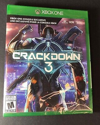Crackdown 3 (XBOX ONE) NEW