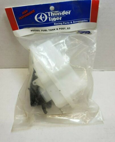 Thunder Tiger PD2258 Fuel Tank and post set EB4 S3