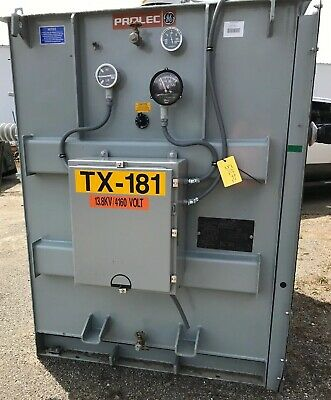 Ge Prolec 15001680 Kva Transformer - Unit Substation