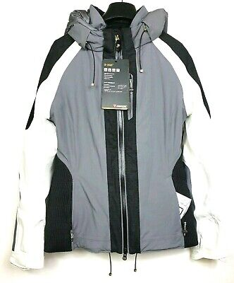Dainese Women's Size EU S Winter Sport Snowboarding Skiing Jacket Gray/White