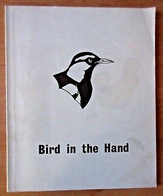 Bird In The Hand - Bird Identification by H J de S Disney et al 1974