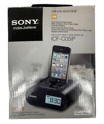 Sony ICF-C05IP 30-Pin iPhone/iPod Clock Radio Speaker Dock