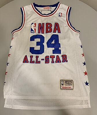 Charles Barkley NBA All Stars Mitchell & Ness Hardwood Classics Jersey Medium M