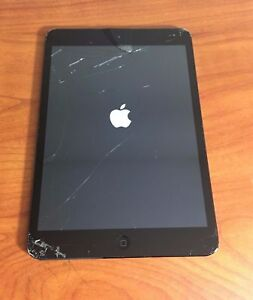 Looking for cracked iPads