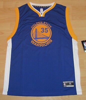 d922be4a4000 Adidas Golden State Warriors Kevin Durant  35 Away Jersey Size Youth XL