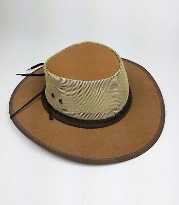df2da0d9a4c52 Jab A Roo Hat Company Outback Shade Safari Hat Small Medium BRAND NEW